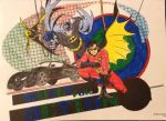 Batman and Robin by Videogamefreak2012