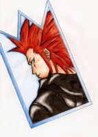 Axel card by raquel-cobi