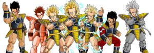 Jens all Froms (earth) by JensTheSaiyan