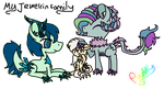 Jewelrin Family by puddycat431