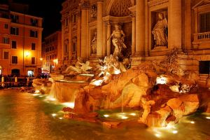Trevi Fountain by LordXar