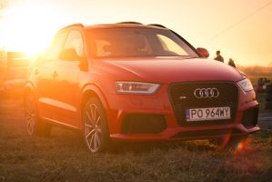 Audi RSQ3 by redsunph