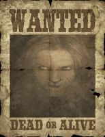 Look I'm wanted by Dacha-thwei