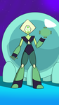 Peridot and Her Things by Bio4