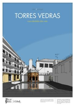 CITIES OF PORTUGAL - Torres Vedras 6 by Stillsketch