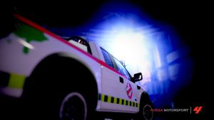 Ghostbusters Ecto- AW1 by NeoSaturn69