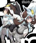 Pokemon Black and White 2 by HurricaneHoshi
