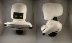 Wall-E MO 12 inch plush by pandari