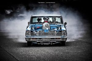1966 Chevrolet Nova Dragster by AmericanMuscle