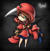 Red Cap by twilightzant