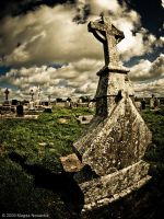 The Cross by schelly