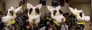 Fursuit WIP- GermanShepherd by Fyuvix