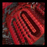 MB12 Red Object by Xantipa2