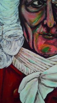 Jean-Philippe Rameau detail by zoharglait