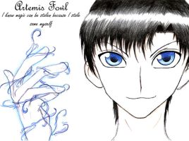 Artemis Fowl by SakuraTenshi94