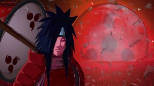 Madara Uchiha HD Wallpaper by ng9
