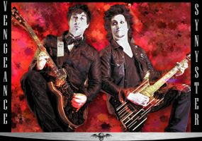 Synyster Vengeance by pinktaco713