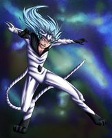 Another Released Grimmjow by yoshitaka
