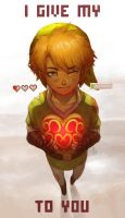 I GIVE MY HEART TO YOU by Ry-Spirit