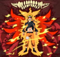 Naruto: The Seal is Broken by house-mouse