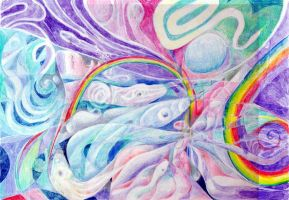 Serpent and the Rainbow 2 by chesya