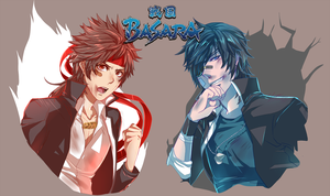 Sengobas: Bad Boys by ahoguu