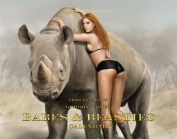 Babes and Beasties by dashinvaine