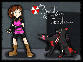 Beauty is the Feast REmake by DoubleLeggy