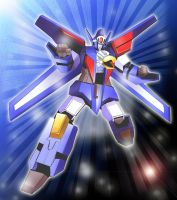 Yuusha Exkaiser : Change ! Skymax ! by neiger