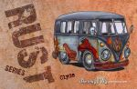 SVWs Rust Series - Clyde by SketchyVWs