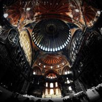 Hagia Sofia1 by cnstantine