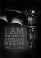 I am Whatever Gotham Needs Me To Be by JawZ270589