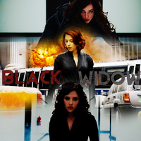 BLACKWIDOW by WhilteringAway