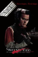 sweeney todd poster by CooperAR