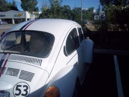 Herbie's a show car by Blockwave