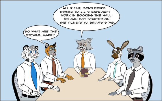 Bengal Tales - Stag Committee Pt 2 by Tigershark620