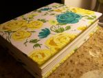 Handmade Floral Book by ashitx