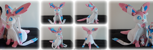 Life-size Sylveon Plush