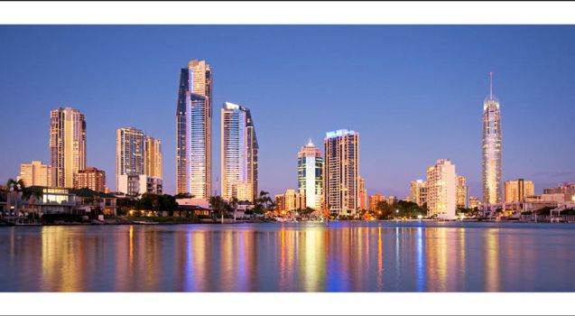 Gold Coast City by Cameron-Jung