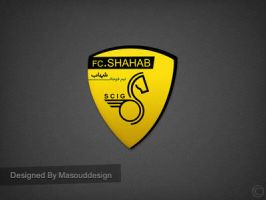 Shahab FC Logo by masouddesign