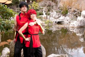 Ranma: me and myself by Wakaleo