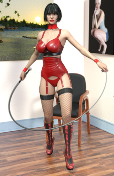 Joline whip 1 by psychicdelica