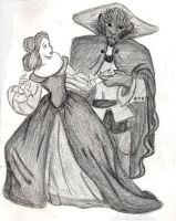 Beauty and the Beast by Bates1122