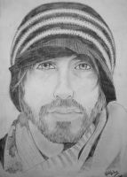 Jared Leto by AtokLanzeros