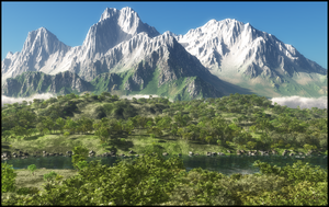 Mountain View by jbjdesigns