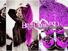 Begin Again PSD by littlesexysweetheart