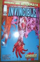 Invincible 64 cover by fco