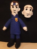 Rimmer And Holly (From Red Dwarf) Soft Toys by Alex-VS