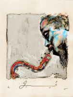eric dolphy v5 by zeruch