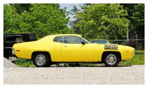 1972 Roadrunner by TheMan268